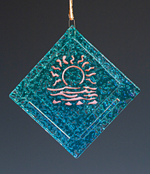 Sunrise Ornament